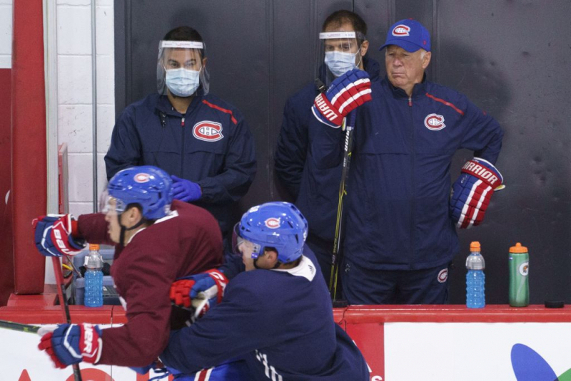 Julien is ready for any eventuality in the first match