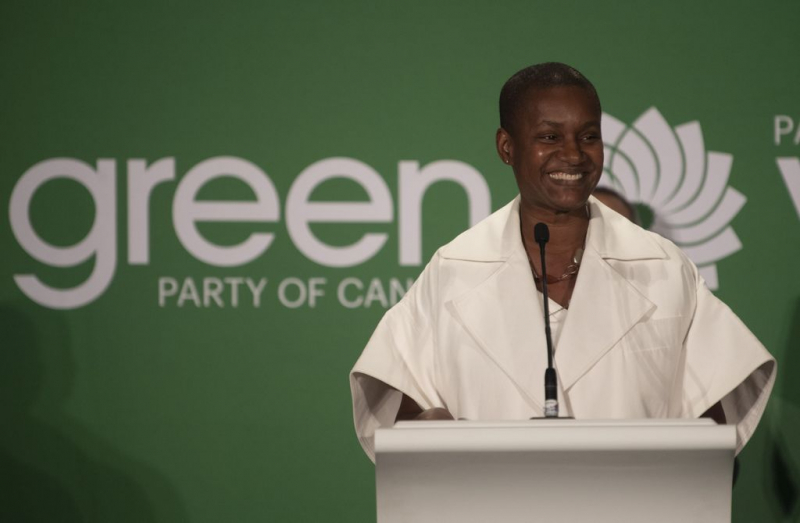 Annamie Paul succeeds Elizabeth May as Green Party of Canada leader