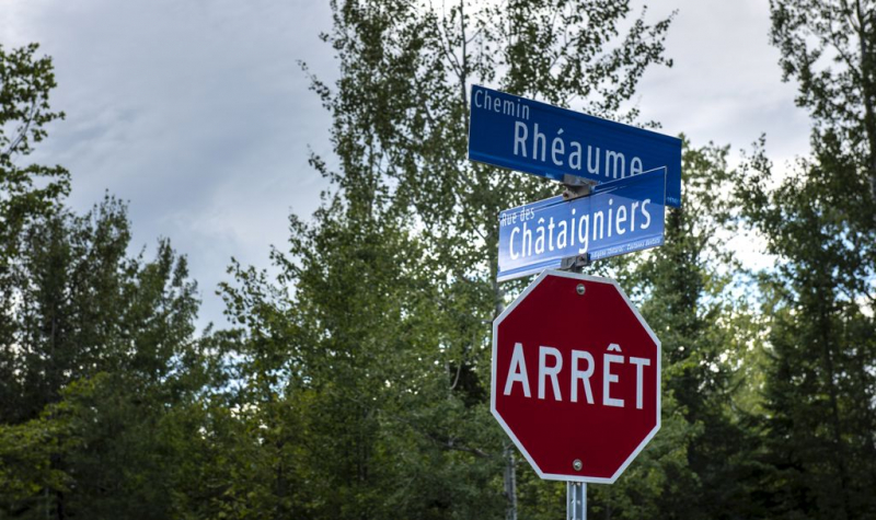 Crowdfunding against the Chemin Rhéaume project