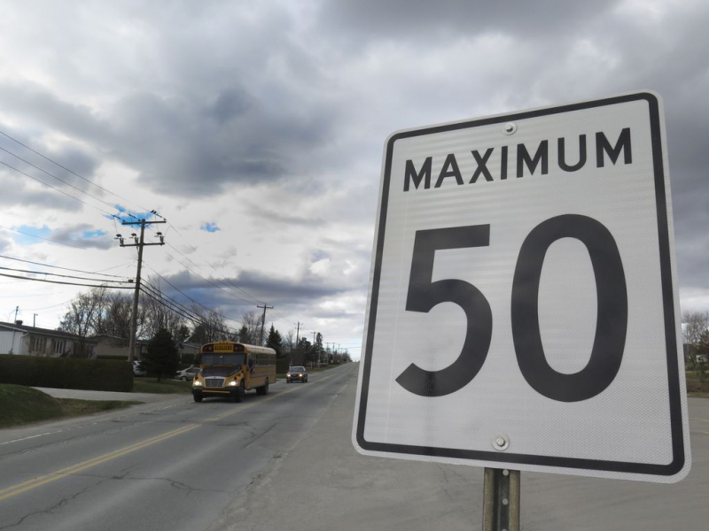 Beaudin proposes a policy for road safety