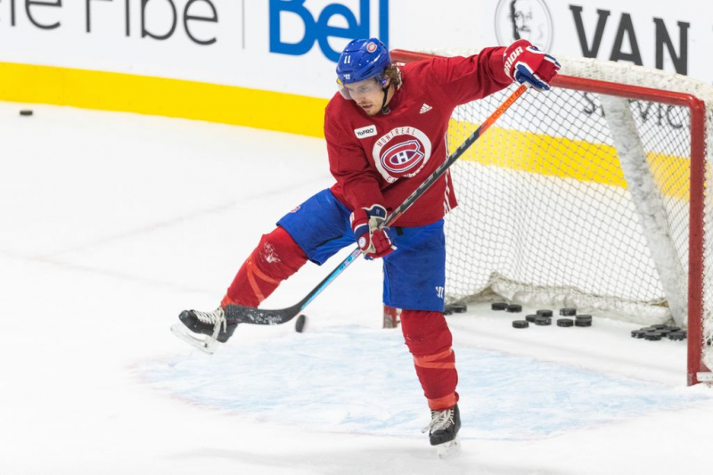 Gallagher believes the Canadiens are in the right direction