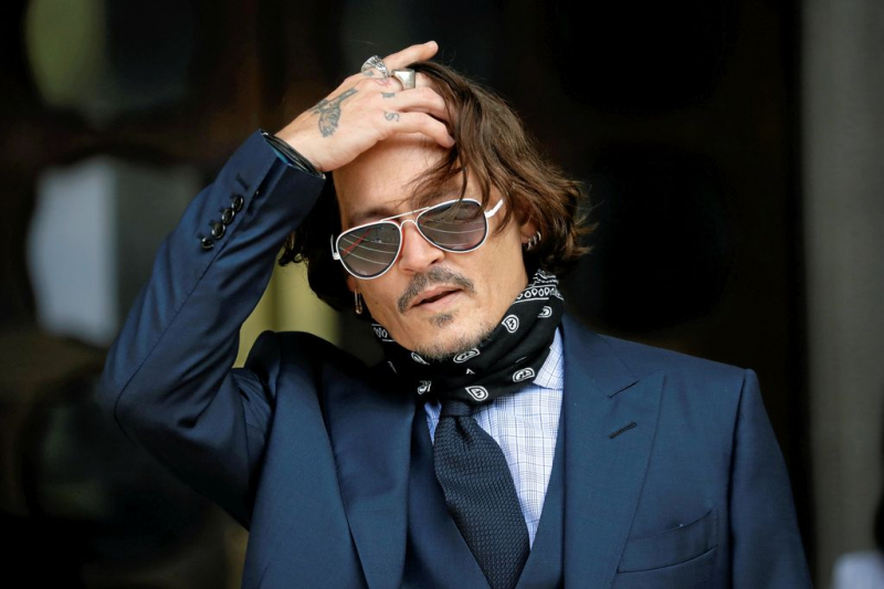 Depp loses libel case, but wants to appeal