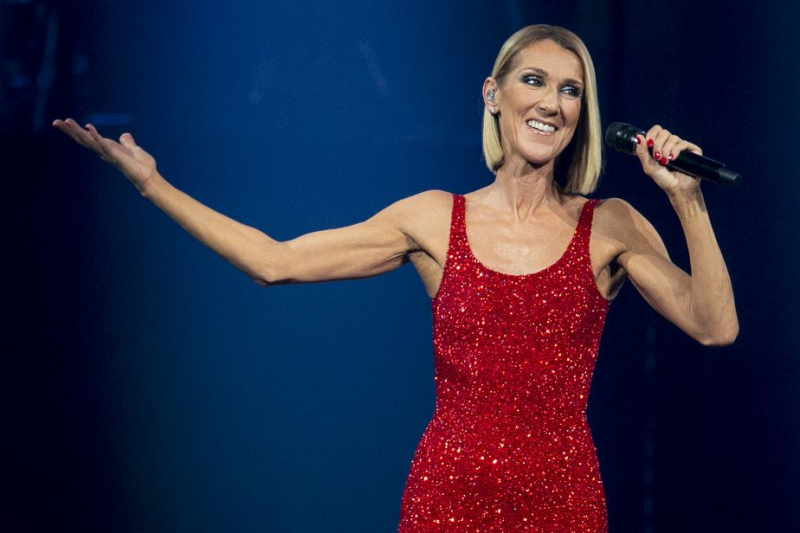 Celine Dion to perform at concert in support of nurses
