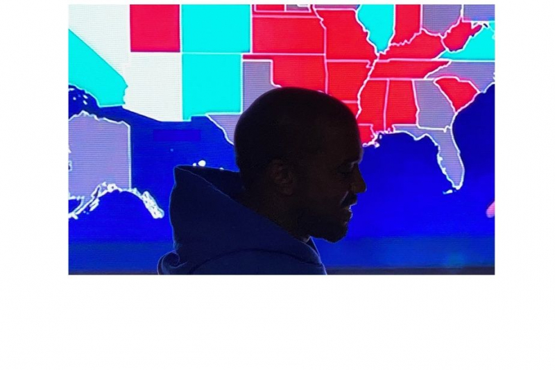 Kanye West discusses new candidacy in 2024