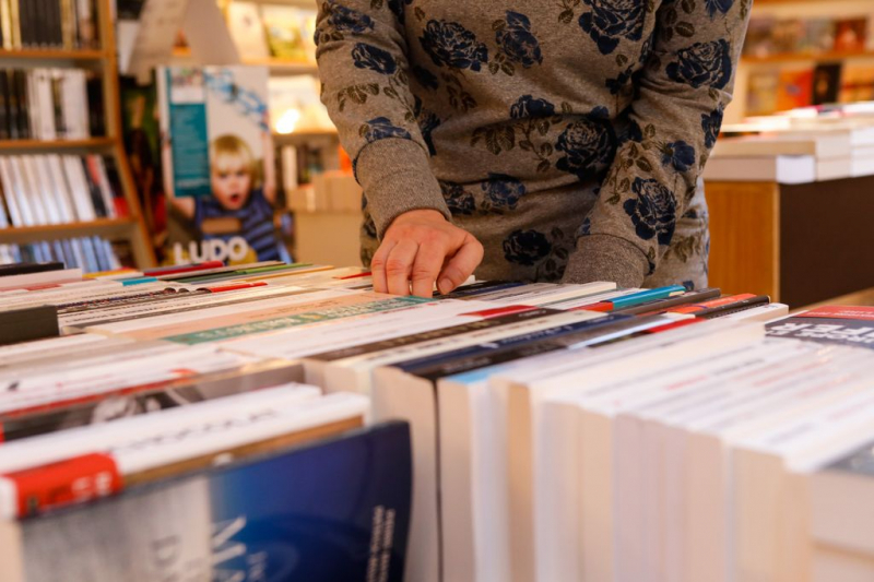 Sales on the rise in Quebec bookstores